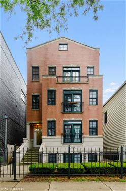 1755 W Roscoe Unit 3, Chicago, IL 60657 West Lakeview