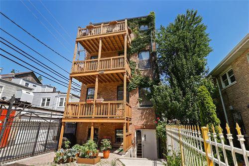 1546 W Cortez Unit 1, Chicago, IL 60642 Noble Square