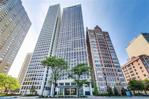1110 N Lake Shore Unit 11S, Chicago, IL 60611 Gold Coast