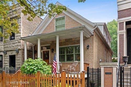 1633 N Bell, Chicago, IL 60647 Bucktown
