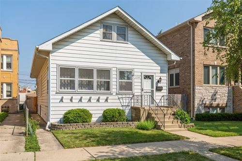 6348 W Huntington, Chicago, IL 60646 Norwood Park