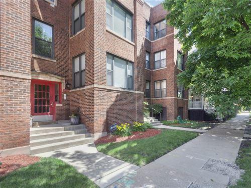 2458 W Eastwood Unit 3, Chicago, IL 60625 Ravenswood