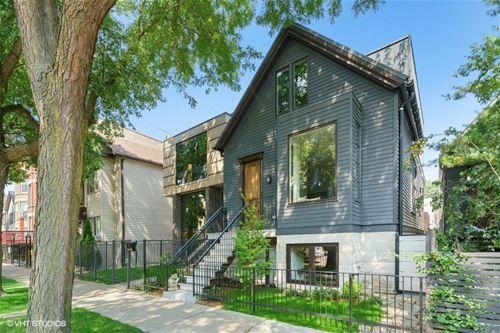 1707 N Francisco, Chicago, IL 60647