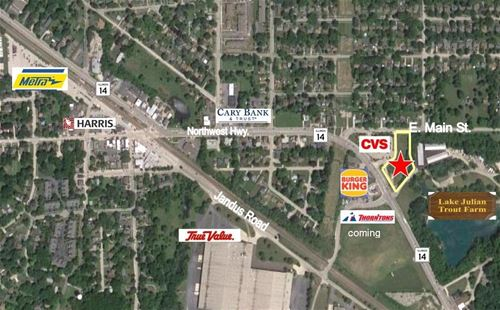 Lots 2,3,4 Northwest, Cary, IL 60013