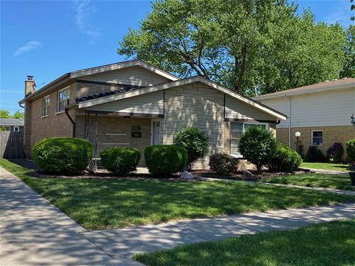 10605 S Kenton, Oak Lawn, IL 60453
