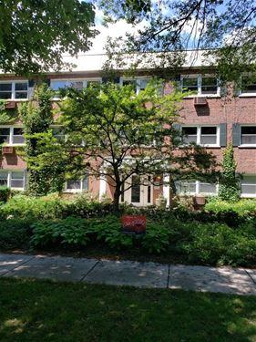 1414 Elmwood Unit 3-E, Evanston, IL 60201