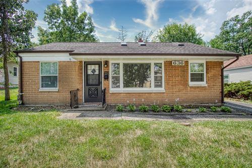 636 S Norbury, Lombard, IL 60148