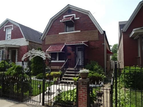 1148 N Kedvale, Chicago, IL 60651 Humboldt Park