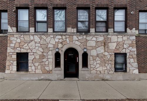 6258 N Artesian Unit 2, Chicago, IL 60659 West Ridge