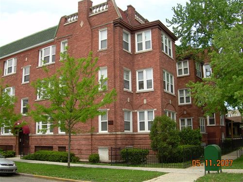 3038 W Ainslie Unit 1, Chicago, IL 60625 Albany Park