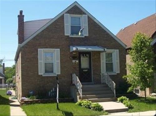 3816 N Pontiac, Chicago, IL 60634 Irving Woods