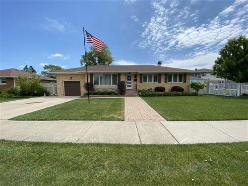 4911 N Canfield, Norridge, IL 60706