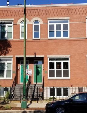 1308 N Damen, Chicago, IL 60622 Wicker Park
