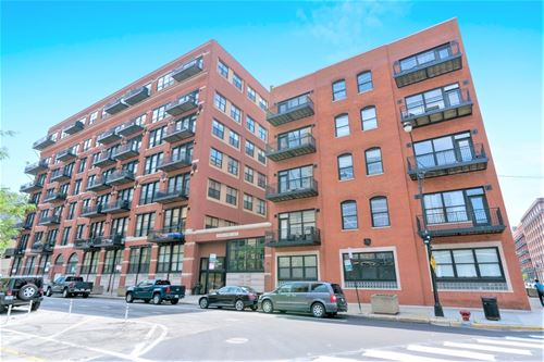 226 N Clinton Unit 607, Chicago, IL 60661