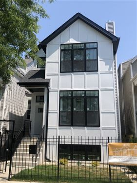 1811 N Lawndale, Chicago, IL 60647 Logan Square