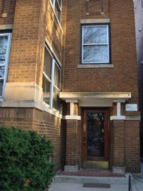 623 W Buckingham Unit 2, Chicago, IL 60657 Lakeview
