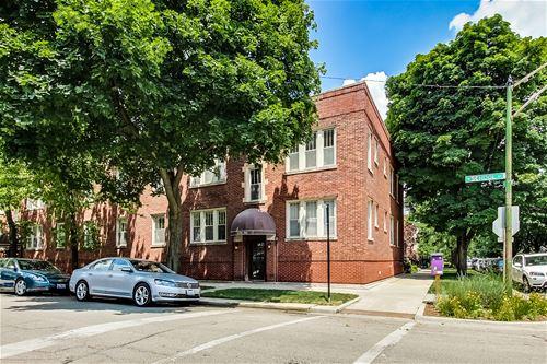 2236 W School Unit 1, Chicago, IL 60618 Roscoe Village