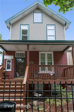3827 N Troy, Chicago, IL 60618 Irving Park