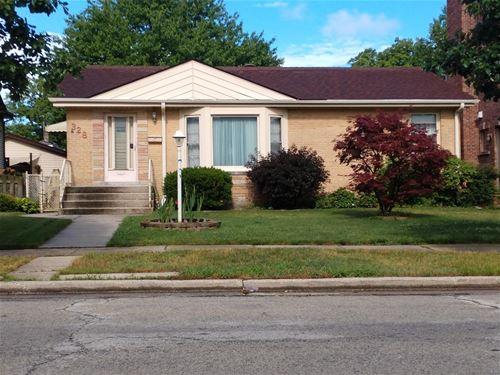 328 S Greenwood, Park Ridge, IL 60068