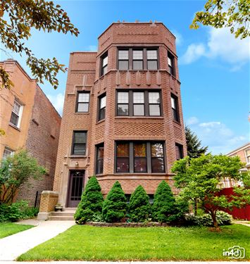 6150 N Rockwell Unit 3, Chicago, IL 60659