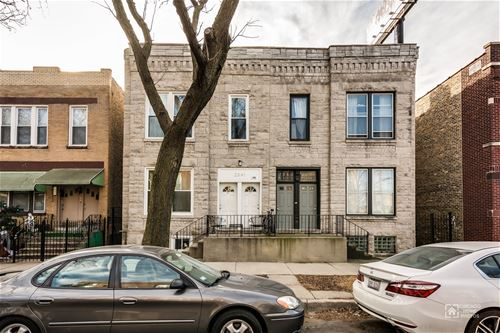 2341 W Montana Unit 1R, Chicago, IL 60647 Bucktown