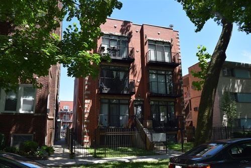 7247 N Claremont Unit 2S, Chicago, IL 60645 West Ridge