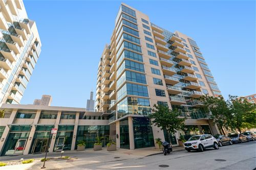 125 S Green Unit 410A, Chicago, IL 60607 West Loop