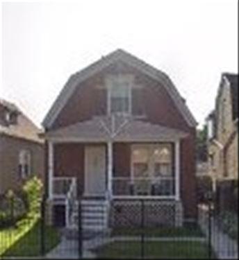 925 N Keeler, Chicago, IL 60651 Humboldt Park