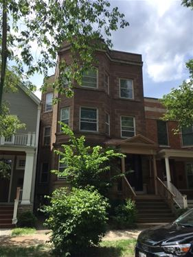 3716 N Paulina Unit 3, Chicago, IL 60657 West Lakeview