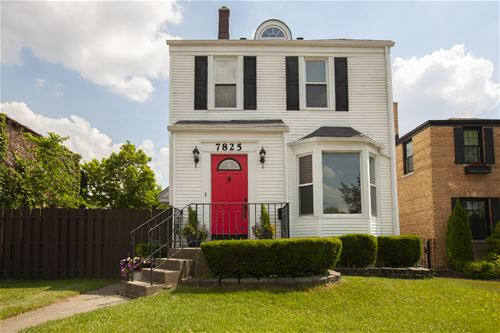 7825 W Gregory, Chicago, IL 60656 Norwood Park