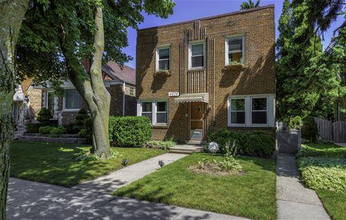 4824 W Berwyn, Chicago, IL 60630 Forest Glen