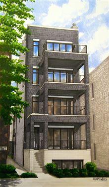 1443 W Augusta Unit 2, Chicago, IL 60642 Noble Square