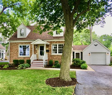 719 N County Line, Hinsdale, IL 60521