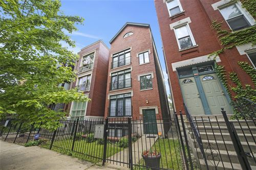 873 N Hermitage Unit 3, Chicago, IL 60622 East Village