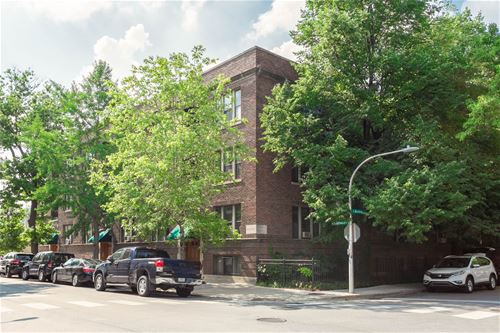 734 W Wrightwood Unit 3, Chicago, IL 60614 Lincoln Park