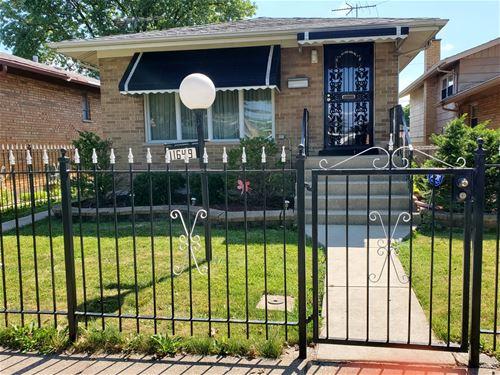 11649 S Justine, Chicago, IL 60643 West Pullman