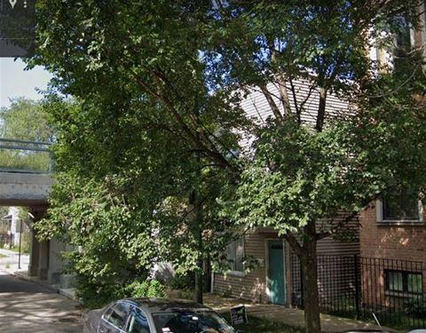 1749 N Mozart, Chicago, IL 60647 Logan Square