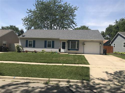 1708 Nippert, Streamwood, IL 60107