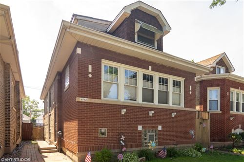 4842 N Melvina, Chicago, IL 60630