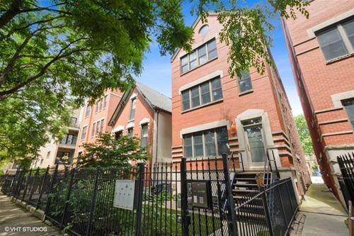 2136 W Schiller Unit 3, Chicago, IL 60622