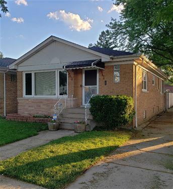 5458 N Mulligan, Chicago, IL 60630 Jefferson Park