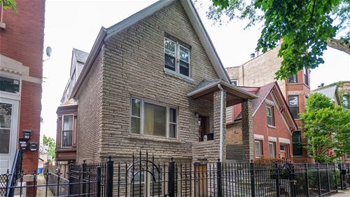 1118 N Winchester, Chicago, IL 60622 East Village