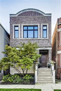 2131 W School, Chicago, IL 60618 Roscoe Village