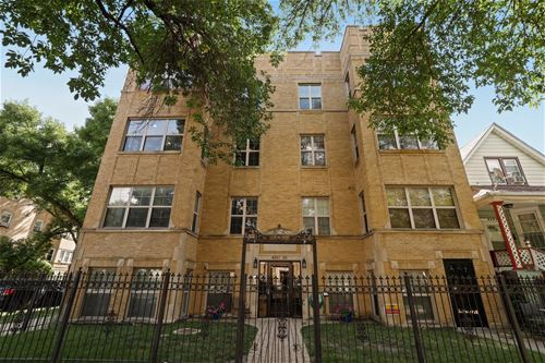 4057 N Central Park Unit 2, Chicago, IL 60618 Irving Park