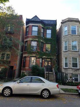 3136 N Clifton, Chicago, IL 60657 Lakeview