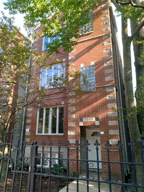 1445 W Walton Unit G, Chicago, IL 60642 Noble Square