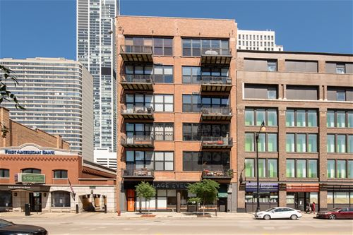 1243 S Wabash Unit 201, Chicago, IL 60605 South Loop