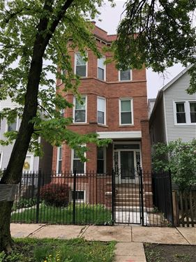 2524 N Campbell Unit 3, Chicago, IL 60647 Logan Square