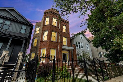 2524 N Campbell Unit 3, Chicago, IL 60647 Logan Square