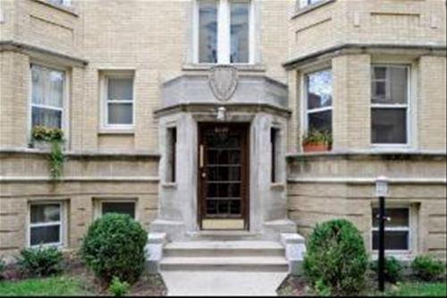 6819 N Lakewood Unit 2W, Chicago, IL 60626 Rogers Park